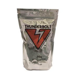 Muniçao Bbs Thunderbolt high precision series 0.36g - Refil 1000un - Branca