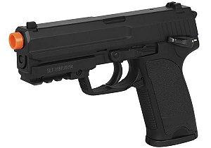 Pistola Arma de Airsoft AEP Elétrica Cyma CM 125 USP
