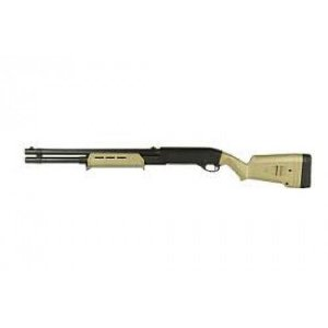 Shotgun Rifle Arma de Airsoft Spring CM 355L Tan