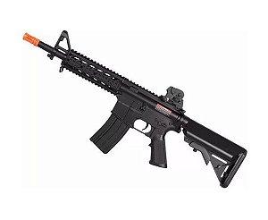 Fuzil Rifle Arma de Airsoft Elétrica Cyma CM 517