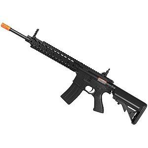 Fuzil Rifle Arma de Airsoft Elétrica Cyma CM 512