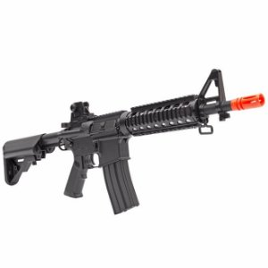 Fuzil Rifle Arma de Airsoft Elétrica Cyma CM 506
