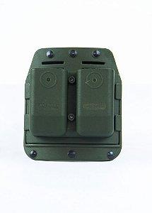 Bolso Modular Maynards Porta Magazine GBB Duplo em Polimero - Verde