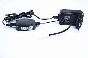 Carregador de Bateria Nimh Inteligente Compacto Taitus