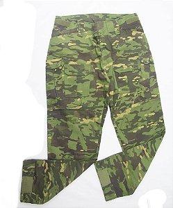 Calça Militar Tática Combat Fogaça Multicam Tropic