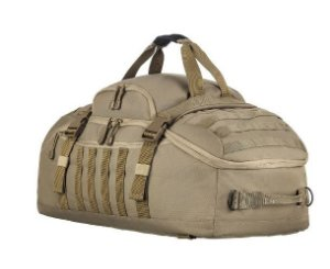 Mochila Tática Militar Airsoft Invictus Expedition Coyote Tan