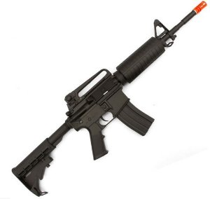 Fuzil Rifle Arma de Airsoft Elétrica Classic Arms M4A1 Carbine