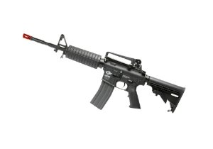 Fuzil Rifle Arma de Airsoft Elétrica G&G CM16 M4 Carbine