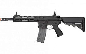 Fuzil Rifle Arma de Airsoft Elétrica G&G CM16 Raider 2.0