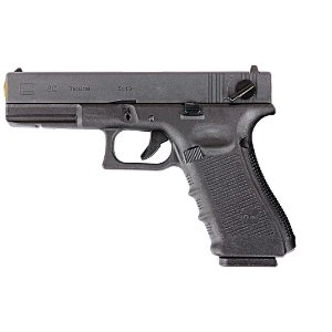 Pistola Airsoft GBB Gas Blowback WE Glock G18 Gen4 Preto