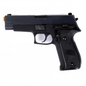 Pistola Airsoft GBB Gas Blowback WE Sig Sauer P228 Preto