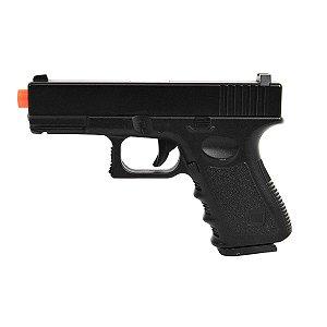 Pistola Airsoft Spring Glock G25 Full Metal