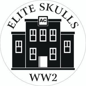 Ingresso WW2 evento Elite Skulls 09/12/2018
