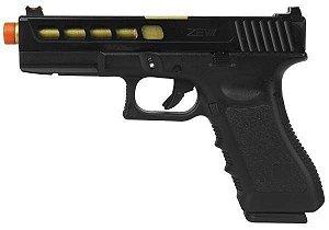 Pistola GBB Double Bell - G17 ZEV Mod.3