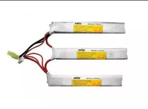 Bateria LiPo 11.1 25c 1500mAh