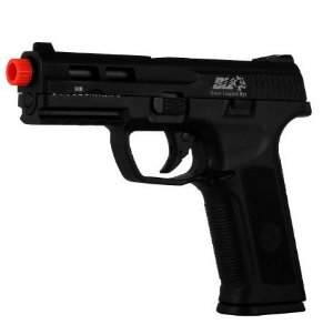 Pistola de Airsoft a Gás Green ICS BLE