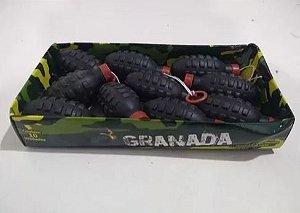 Granadinha Airsoft Caixa Com 10 Unidades