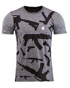 T-shirt Invictus Concept Survivor