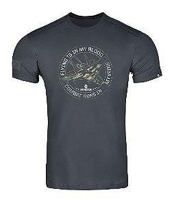 T-shirt Invictus Concept ThunderBolt