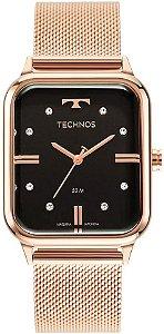 Technos Feminino Rosê Gold 2039CR/1P Style