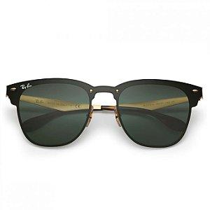 Óculos solar Ray Ban Blaze Clubmaster RB3576 Feminino