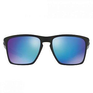Óculos solar Oakley Sliver XL Sapphire Prizm Polarized  OO9341-1357