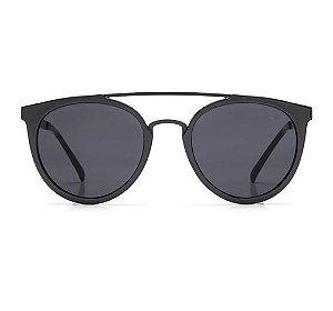 Óculos de Sol Mormaii Los Angeles M0062AEJ01 Preto Brilho Lentes Cinza 5aae07efcd