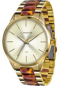 Relógio LINCE feminino LRT4381L C1NK