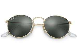 Ray Ban Round Metal RB3447L001