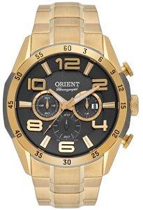 Relógio Orient Cronógrafo Mgssc015 G2kx