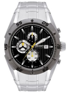Relógio Orient Mbssc059 Original Cronógrafo Vistoso Sport