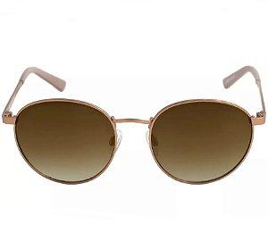 Óculos De Sol Colcci - Marrom Fosco/ Marrom Degradê C0041