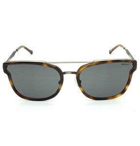 Óculos de Sol Colcci Marrom Tartaruga Ponte Dupla