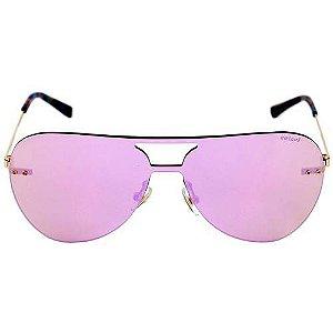 Óculos de Sol Colcci Rosa Espelhado C0077