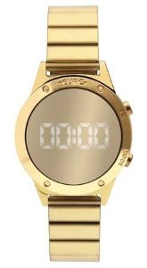 Relógio Euro Feminino Fashion Fit Reflexos
