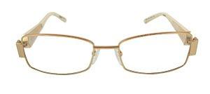Armação de Óculos Ana Hickmann AH1160 04D 52-17 135