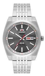 Relógio Orient Automático Prata Masculino 469SS070
