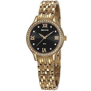 Relógio Seculus Feminino 5atm