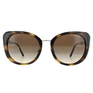 Óculos de Sol Michael Kors Lisbon Marrom Tartaruga MK2062