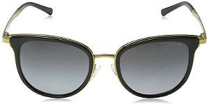 Óculos de Sol Michael Kors Adrianna I Preto e Dourado MK1010