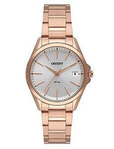 Relógio Orient Feminino Rosé frss1050