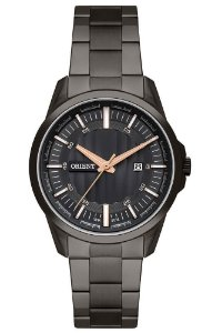 Relógio Orient Feminino Preto Chumbo Eternal Fyss1002