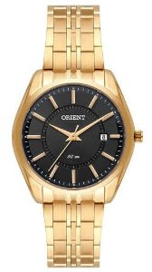 Relógio Orient Feminino Dourado Eternal FGSS1179