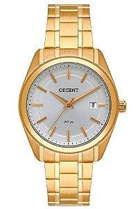 Relógio Orient Feminino Dourado Analógico FGSS1178