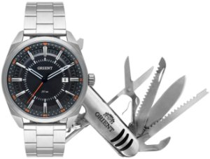 Kit Relógio Masculino Orient MBSS1346 KW93 G1SX