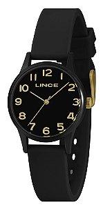 Relógio Feinino Preto Lince Urban LRCJ101P
