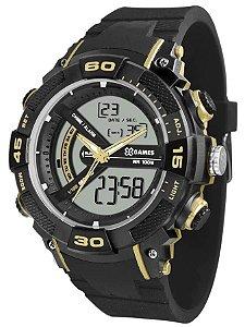 Relógio X-Games Xmppa280 Bxpx Esportivo Masculino Anadigi