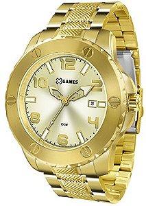 Relógio Masculino Dourado X-Games XMGS1026