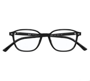 Óculos Ray Ban Leonard Preto Brilho RB5393