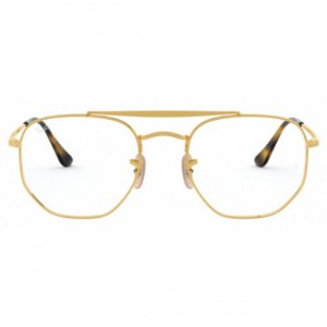 Óculos Ray Ban Dourado Brilho RB3648V